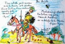 """Como Don Quijote"" © Daniel de Cullá"