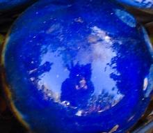 """""""Blue Glaze"""" © Alisha White"""