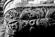 """Graven Image in Brownstone"" © Edward S. Gault"