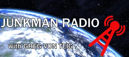 Junkman Radio Banner